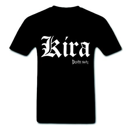 Camiseta KIRA 100% Algodão