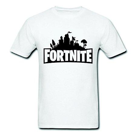 Camiseta FORTNITE 100% Algodão