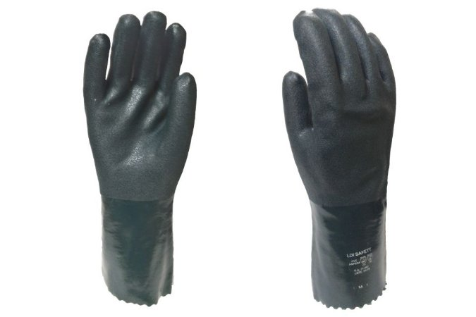 de494611d068c Luva de PVC Safety Plast Áspera - LDI SAFETY - Casa do EPI - Venda ...