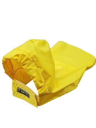 Capa de chuva - Amarela