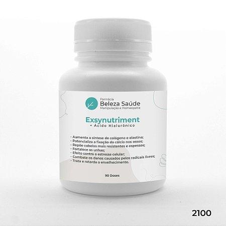 Exsynutriment + Ácido Hialurônico - Firmeza e Elasticidade - 90 doses