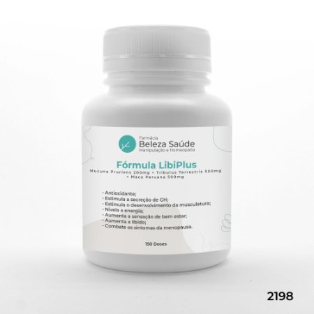 Fórmula LibiPlus : Desempenho - 150 doses