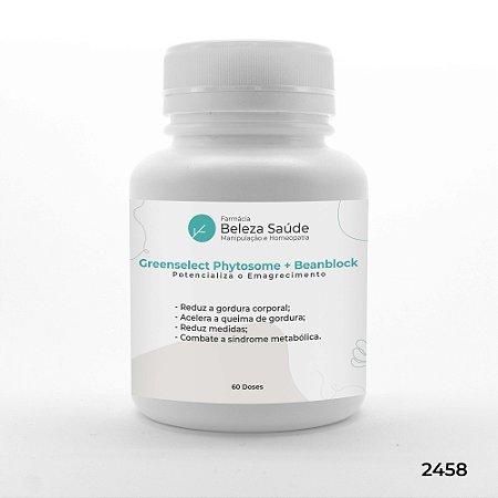 Greenselect Phytosome + Beanblock : Potencialize seu Emagrecimento - 60 doses