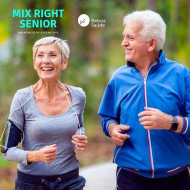 Mix Right Senior 5gr - Aminoácidos Essenciais para idosos - 35 doses