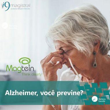 Magtein 750mg - Original Chemyunion Magnésio Treonato : Saúde do Cérebro - 120 doses
