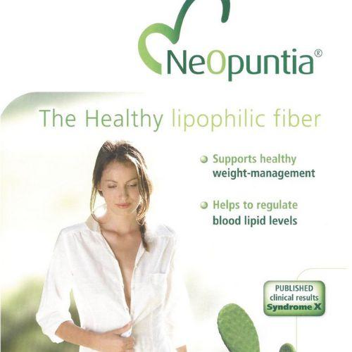 Neopuntia 700mg : Ativo Forte para Dietas de Emagrecimento