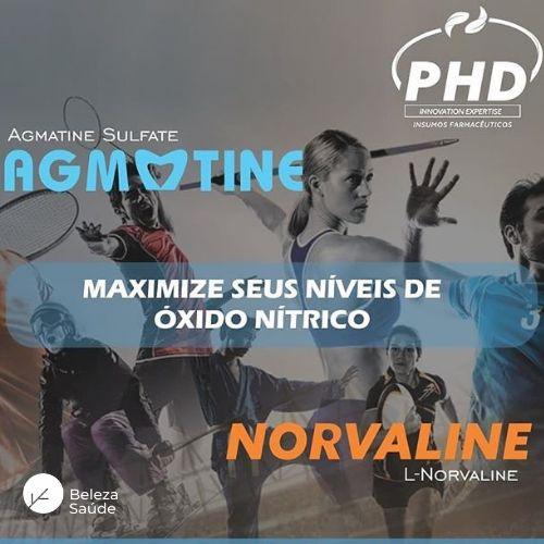 Norvaline 400mg Força Muscular e Resistência