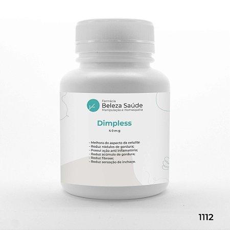 Dimpless 40mg - Ativo para Tratamento da Celulite