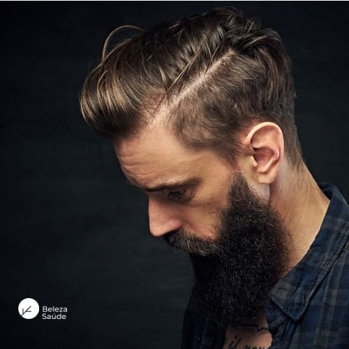Minoxidil 10% : Crescimento de Cabelo e Barba