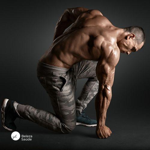 Composto Pré Treino Mulher - Força e de Massa Muscular