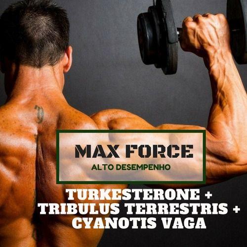 Turkesterone + Tribullus Terrestris + Cyanotis Vaga : Aumenta a Massa Magra e Melhora o Desempenho Físico