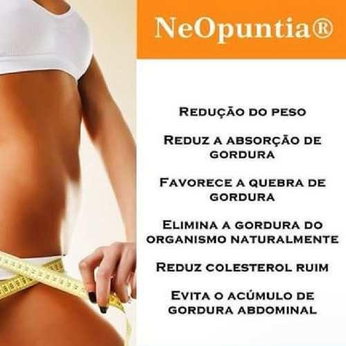 Neopuntia + Saffrin + Morosil - Gerenciamento do Peso