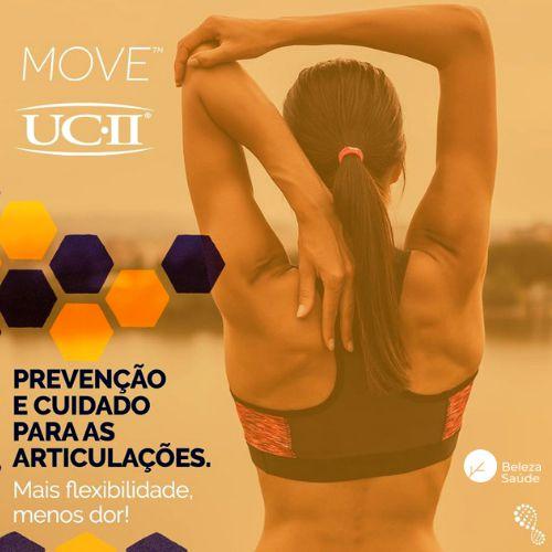 Move 50mg  + Uc II 20mg - Artrite e Dores nas Articulações