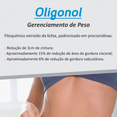 Oligonol 100mg : Emagrecedor Redução da Gordura Abdominal e Visceral