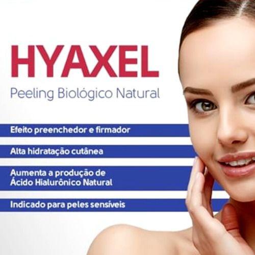 Hyaxel 8% Creme Facial Renovação Celular
