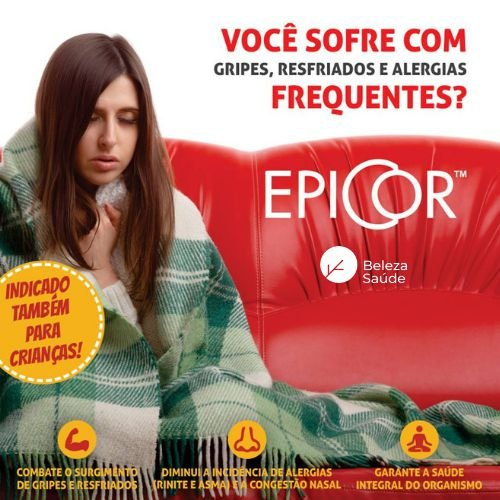 Epicor 250mg : Fortalece o Sistema Imunológico