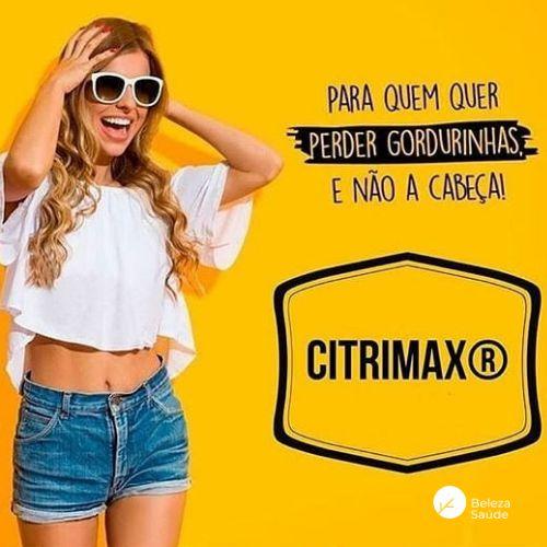 Citrimax + Saffrin - Inibidor de Gordura Localizada