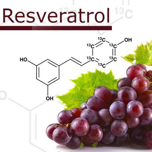 Resveratrol 250mg - Saúde do Coração e Mental