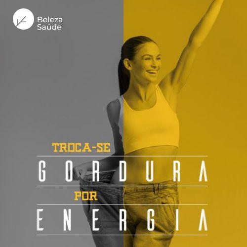 Sachês para Transformar Gordura Localizada em Energia : EMAGRECEDOR PRA SECAR !