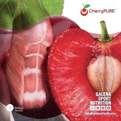 Cherrypure 480mg - Manutenção da Função Muscular