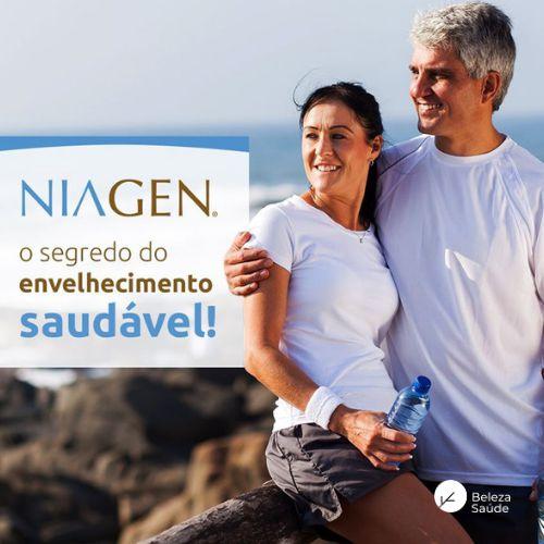 Niagen 100mg - Booster mitocondrial Anti Envelhecimento