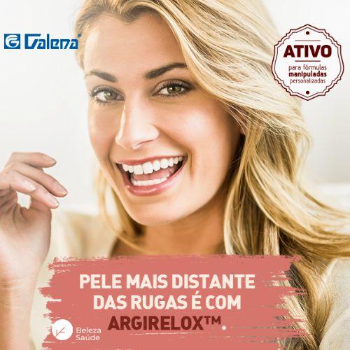 Argirelox + Hialurônico + Vitamina C + Synake - Olivem 30ml