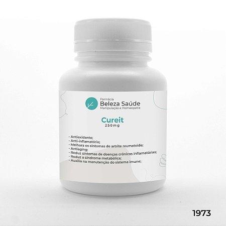 Cureit 250mg - Ação Anti-inflamatória e Auxílio no Combate de Infecções Virais