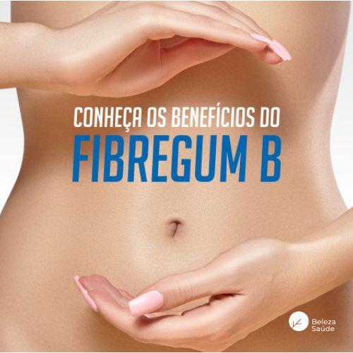 Fibregum B - Efeito Prebiótico para Disbiose Intestinal