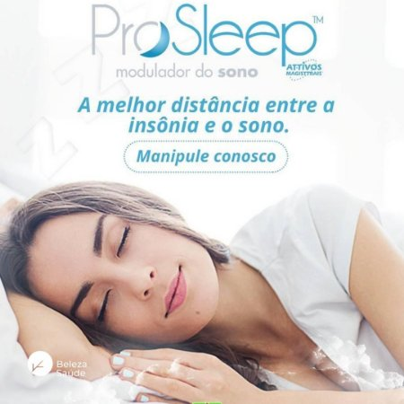 ProSleep 130mg : Bom Sono Boa Noite Trate sua Insônia