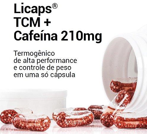 Licaps©TCM+Cafeína
