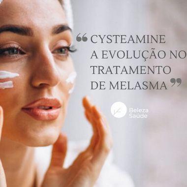 Cisteamina 5% Creme para Tratamento de Melasma - 120g