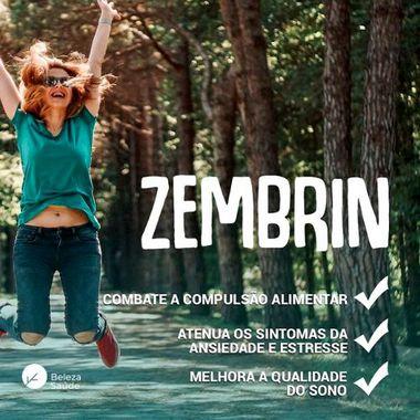 Zembrin 10mg Diminui a Compulsão Alimentar - 90 doses