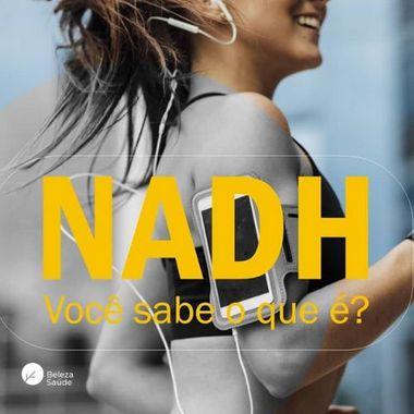 Nadh ( Nicotinamida Adenina Dinucleotídeo ) 10mg - Energia, Antioxidante e Antienvelhecimento - 90 doses