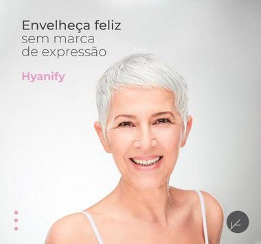 Hyanify 3% - Combate a Flacidez - 90g