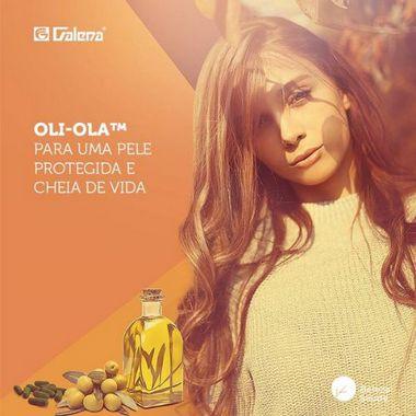 Oli Ola 300mg + Vitamina C 500mg - Combate Manchas e Melasma - 90 doses