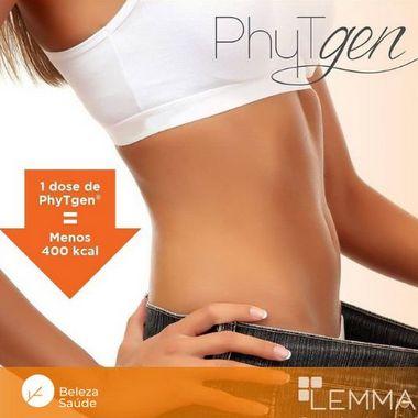 Phytgen 300mg - Ativo Autêntico Termo Emagrecedor - 45 doses