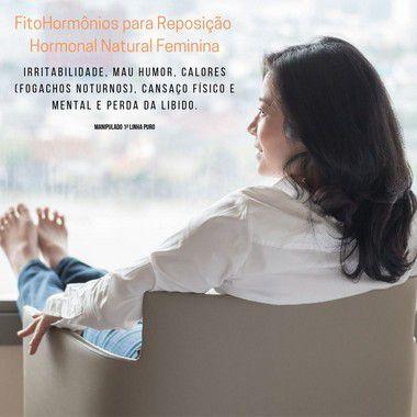 Fito Hormônio para Reposição Hormonal Natural Feminina - 150 doses