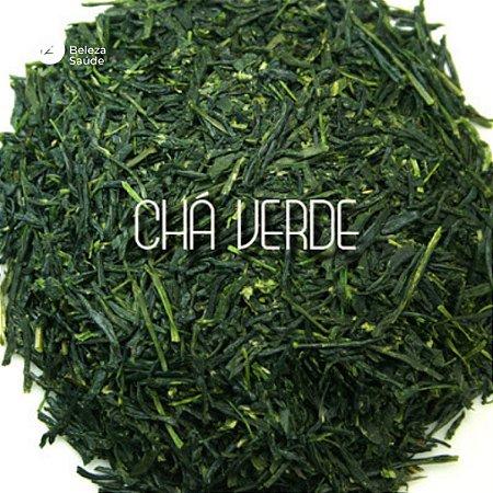 Chá Verde 500mg : ( Green Tea ) 120 Cápsulas