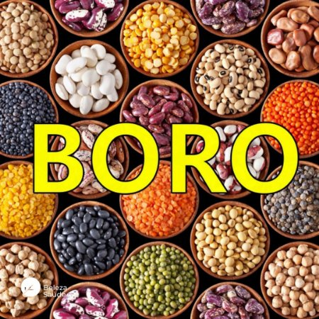 Boro Quelato 10mg : Boron Mineral 100 Cápsulas