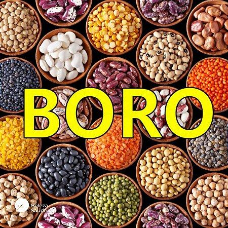 Boro Quelato 10mg : Boron Mineral 130 Cápsulas