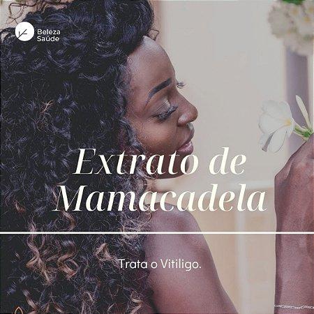 Mamacadela 500mg : 100 Cápsulas Auxiliar Contra Vitiligo