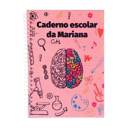 Cadernos Personalizado em Campinas