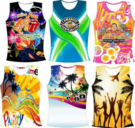 Abadas Carnaval 2020