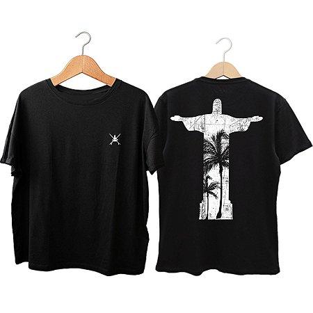 Camiseta Zen Co Surfing Cristo RJ