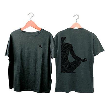 Camiseta Zen Co Surfing Meditation