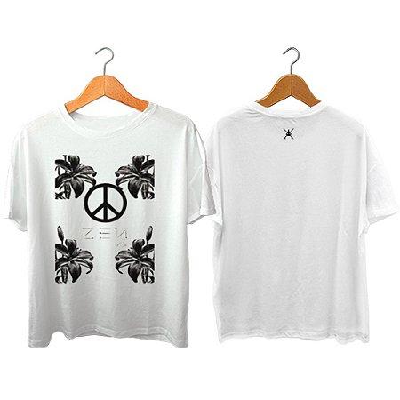 Camiseta Zen Co Surf Zen Pranchas Paz