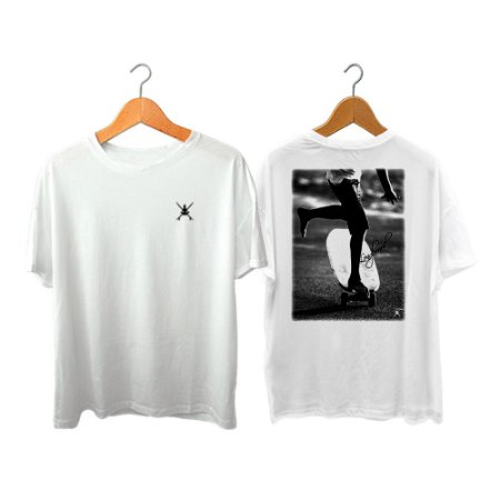 Camiseta Zen Co Surfing Longboard