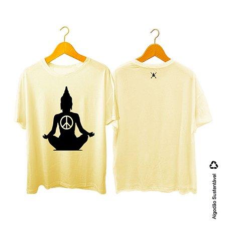 Camiseta Zen Co Surfing Buda paz