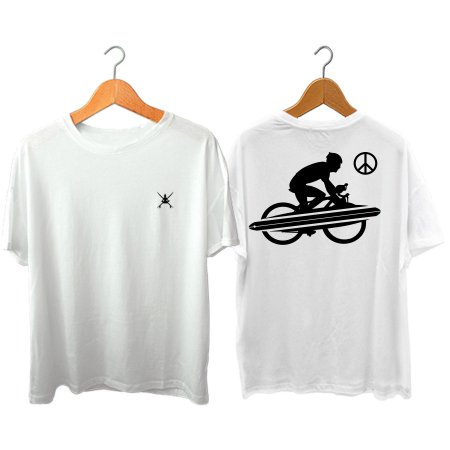 Camiseta Zen Co Bike Paz