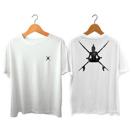 Camiseta Zen Co Logo Vintage
